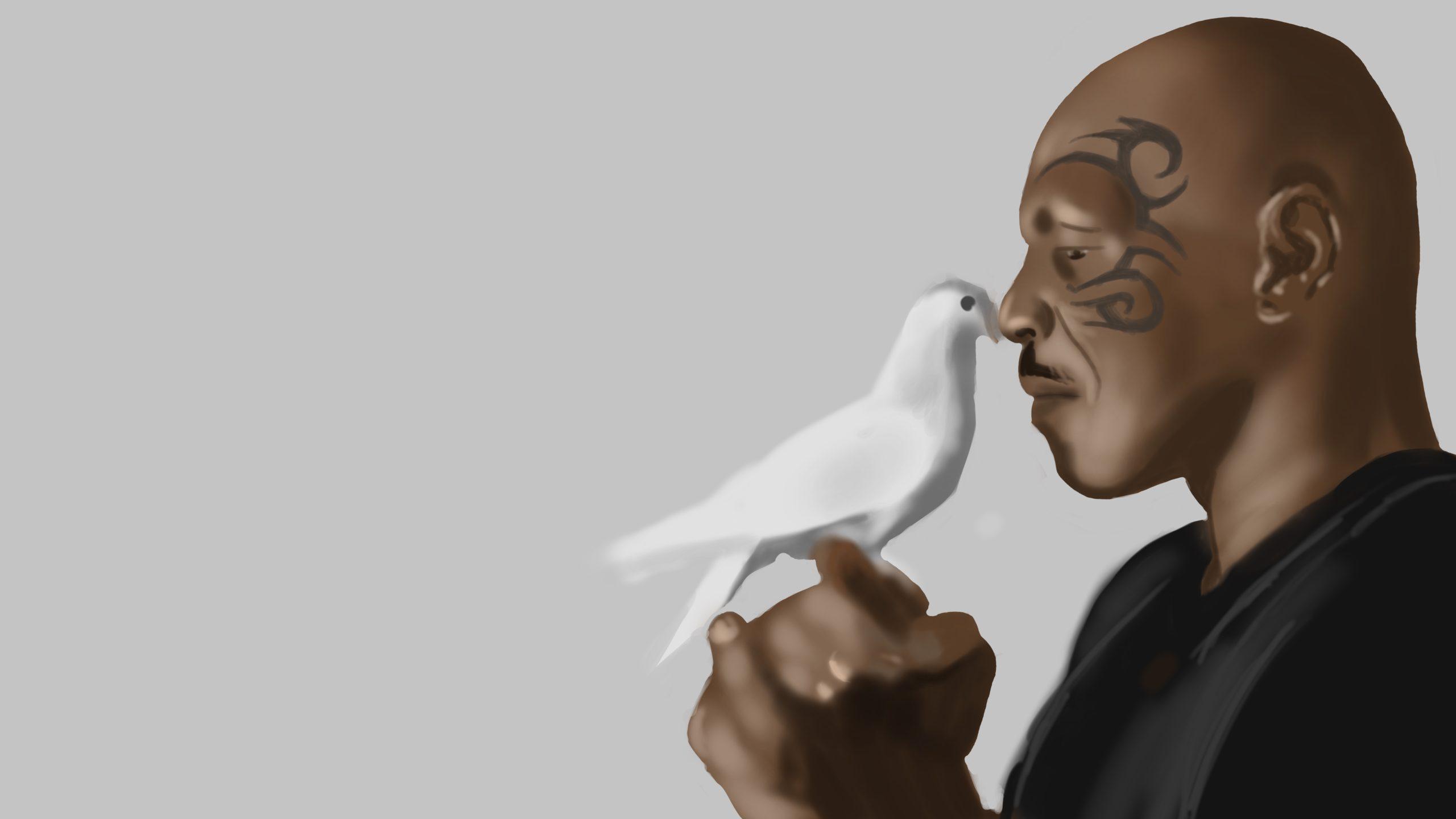 Iron Mike Tyson: Pigeon